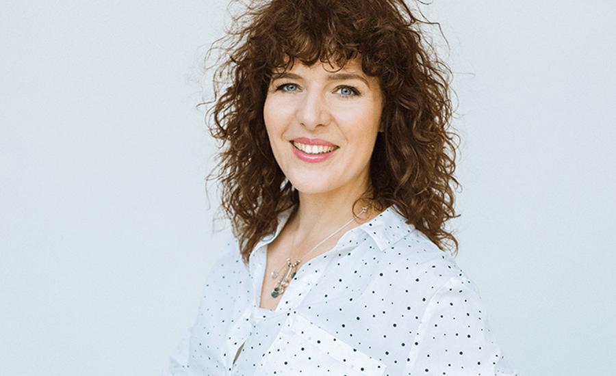 Agnieszka Gruszczynska-Hyc - redaktor naczelna magazynu