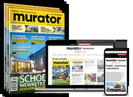 Miesiecznik Murator pakiet Druk+Online