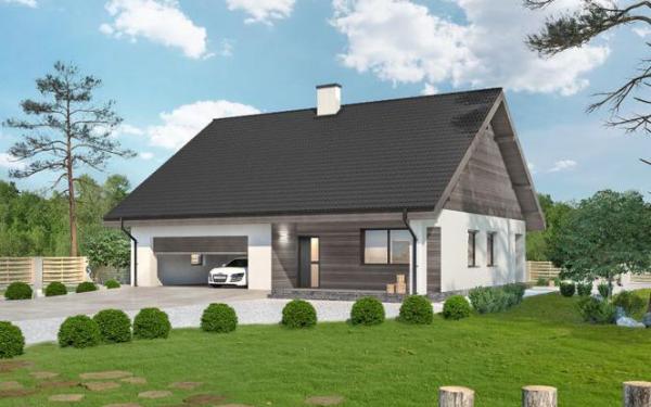 Jak dobrać kolor elewacji do rodzaju pokrycia dachowego?