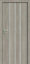 drzwi wewnętrzne<br><b>ETIUDA LUX</b>,<br>kolor dąb piaskowy zdjęcie